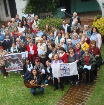 Reunión de referentes Diocesanos de la colecta anual de Cáritas