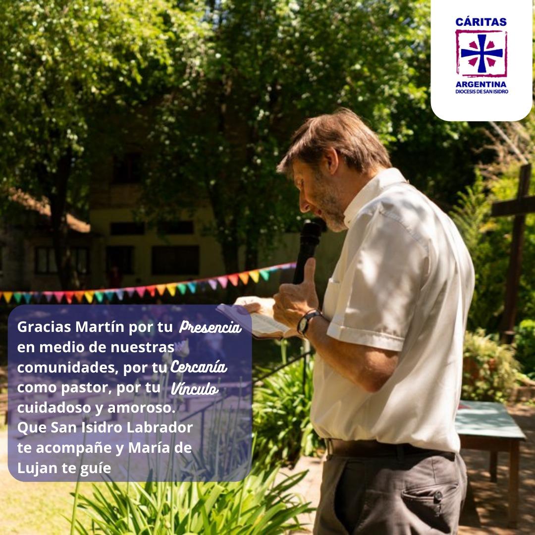 Gracias Martín!