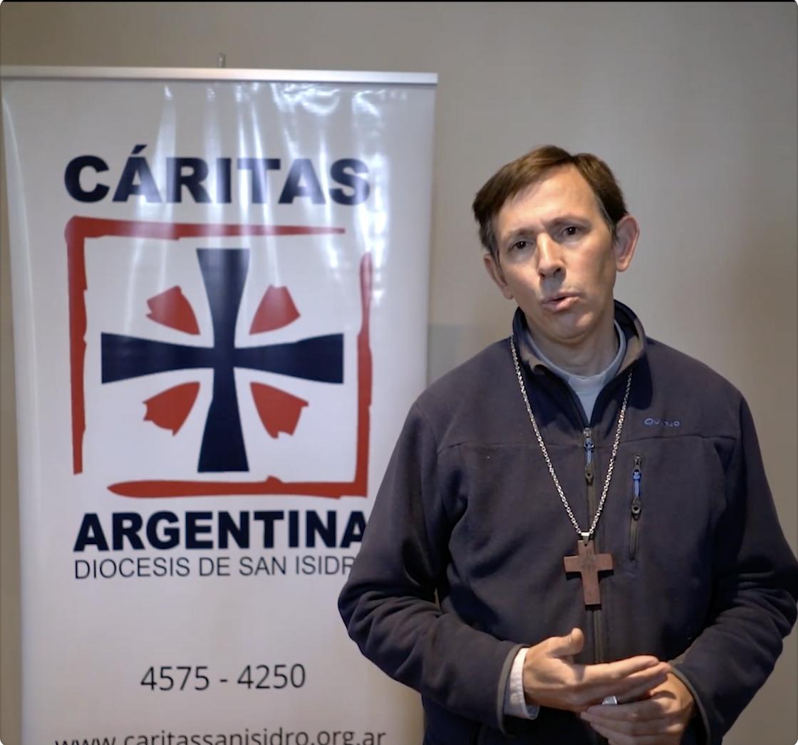 Mensaje de Raúl Pizarro para la COLECTA ANUAL DE CÁRITAS
